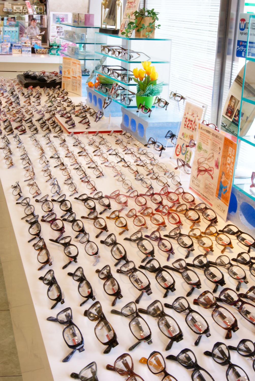 メガネのトミタ(三春店)