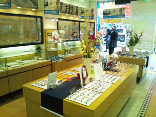 宝石・メガネ・時計の東京堂(品川区)